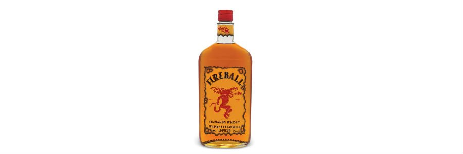 fireball shotje