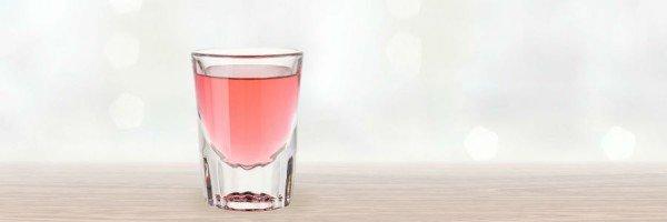 watermeloen shotje