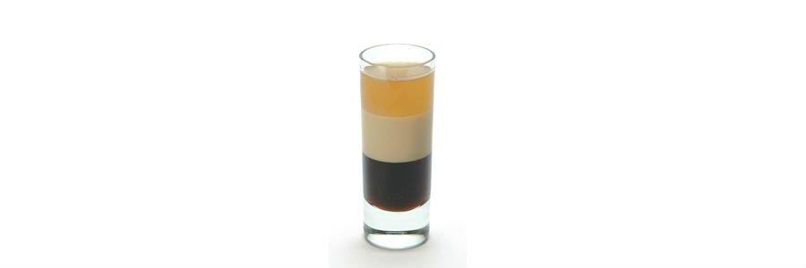 Genoeg Shotjes recepten - Shotjes recepten & Drankspellen @VD07