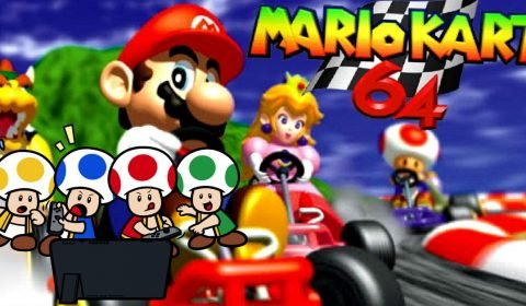 Mario Kart Drankspel